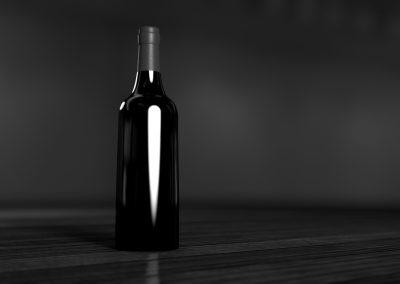 bouteille-vin-noir