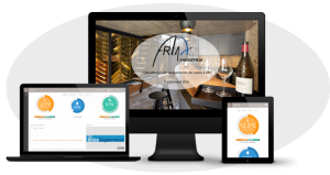 cave à vin connectée winesupervisor friax industrie